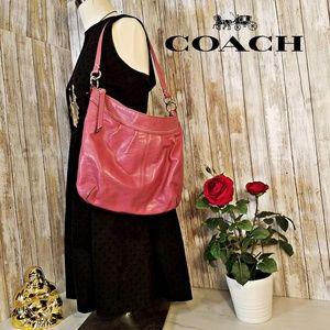 Coach Rose pink Large shoulder bag